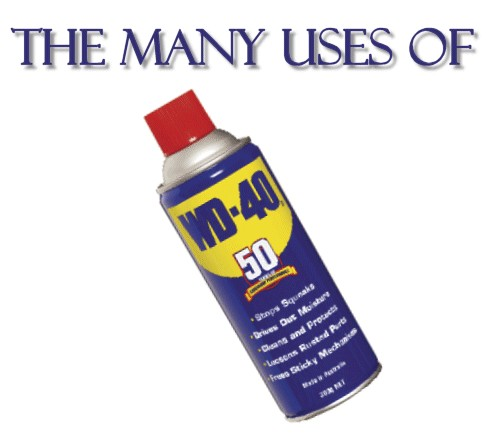 Wd40 home professional for Wd40 fish oil